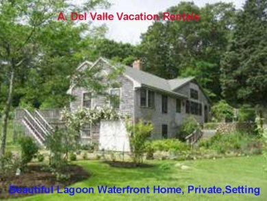 Beautiful Waterfront Home, Private, Quiet Setting