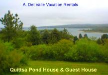 Quittsa Pond House & Guest House