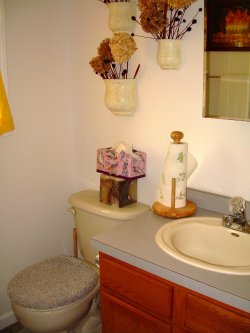 Half Bath Martha's Vineyard Rental